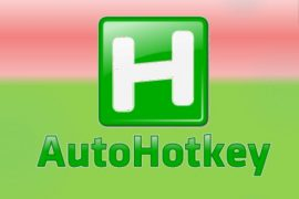 Install and use AutoHotkey on Windows 10-7