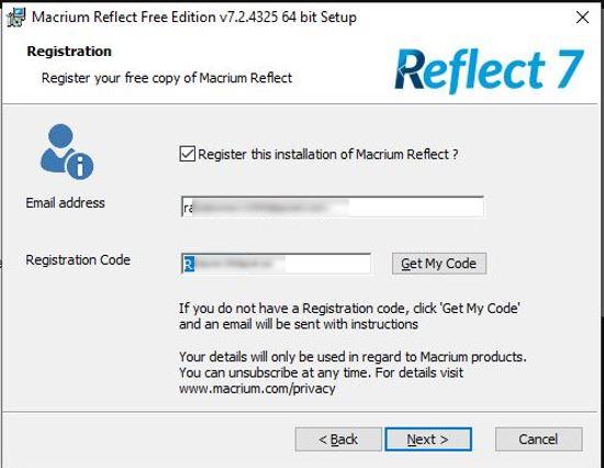 Macrium registration code
