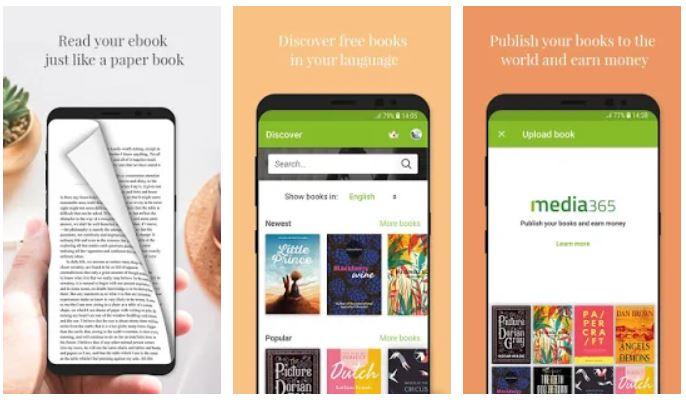 Media365 ebook readers
