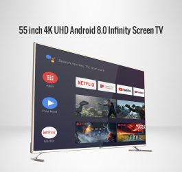Metz launches Infinity screen Google Certified Android 8.0