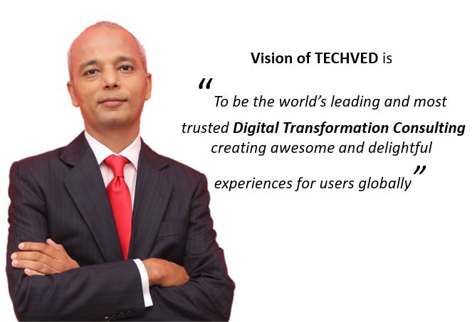 Mohar V, Co-founder and CEO, Techved