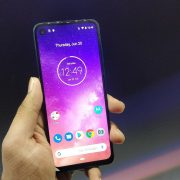 Motorola One Vision Picture