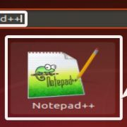Notepad++ on Linux 2