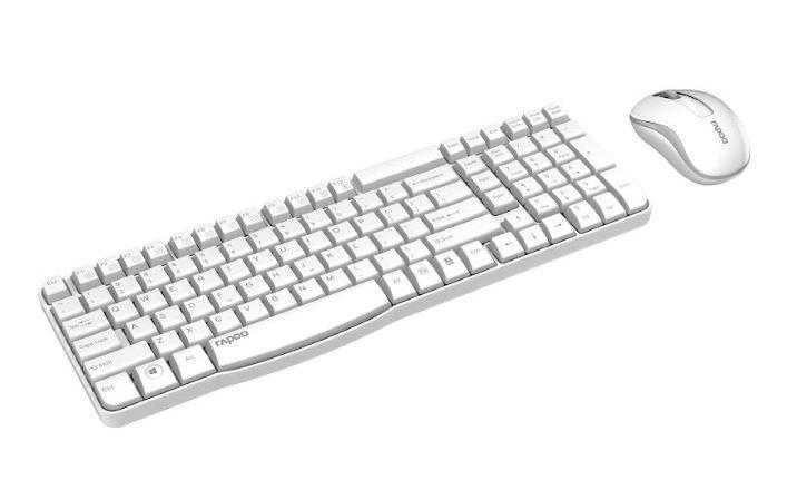 Rapoo X18100S Wireless Keyboard & Mouse Combo