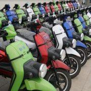 SPOCK A high-speed electric 2-wheeler