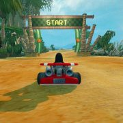 SUpertuxcart Linux isntall and start racing