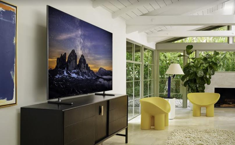 Samsung Brings World's First QLED 8K TV to India