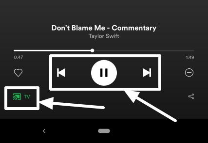 Spotify on Chromecast 3 (Small)