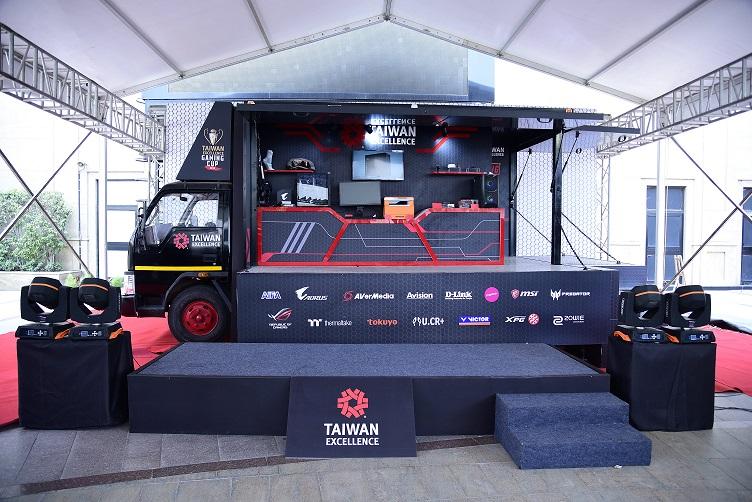 TE Rig's new Mobile Showroom 2