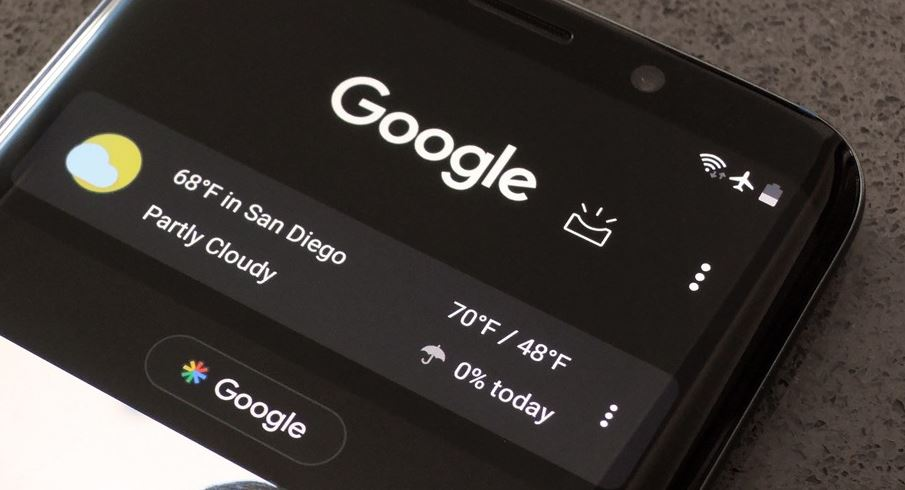 Turn On Google App dark mode in Android