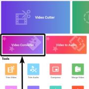 Video Converter on Android 4