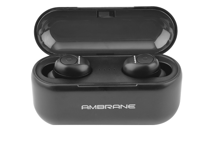 Ambrane Trupods Front view