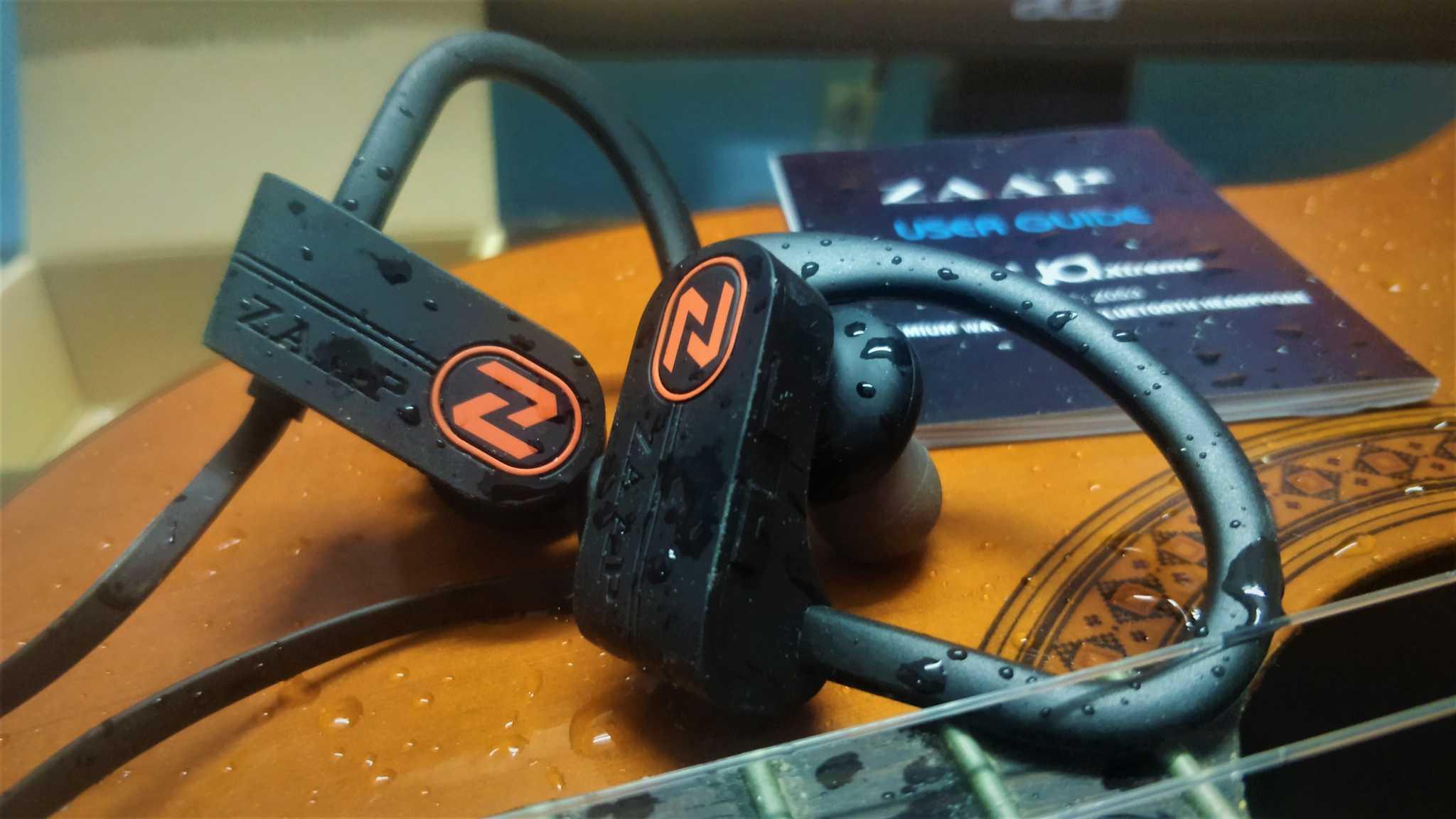Aqua  headphone review