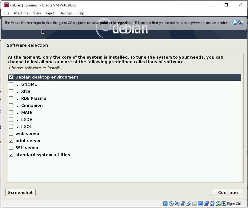How to install Debian 10 buster on VirtualBox VM | H2S Media