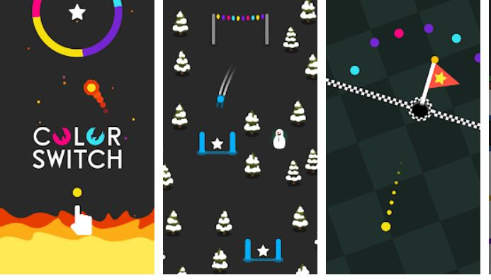 Color Switch offline Android games