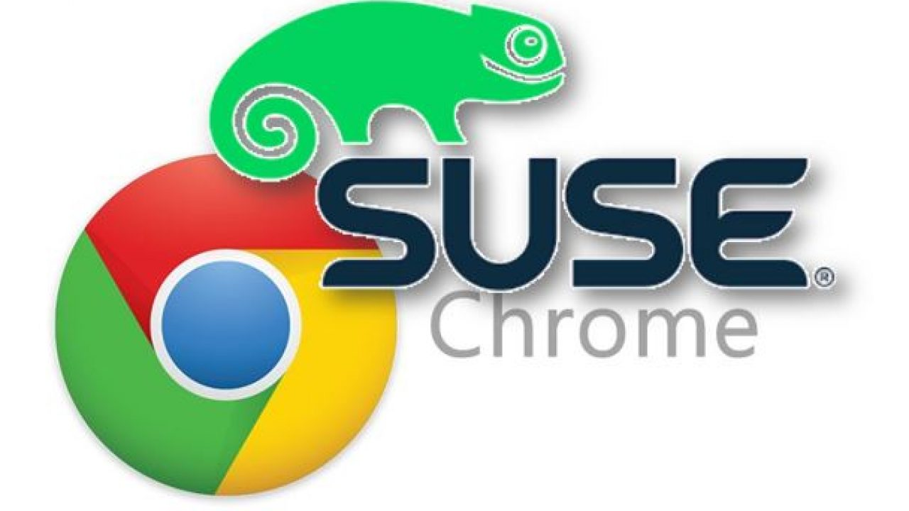 Install chrome on OpenSuse Leap 15 using command terminal