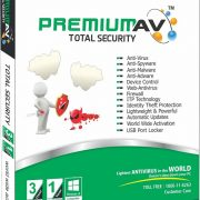 PremiumAV Launches World Lightest Total Security Anti-virus