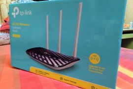 TP-Link Archer C20 AC Wireless Dual Band Router Review