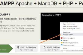 XAMPP install on Ubuntu