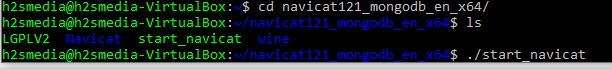 install navicat on Linux