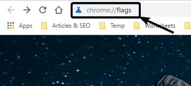How to get new extension menu on Google Chrome browser's