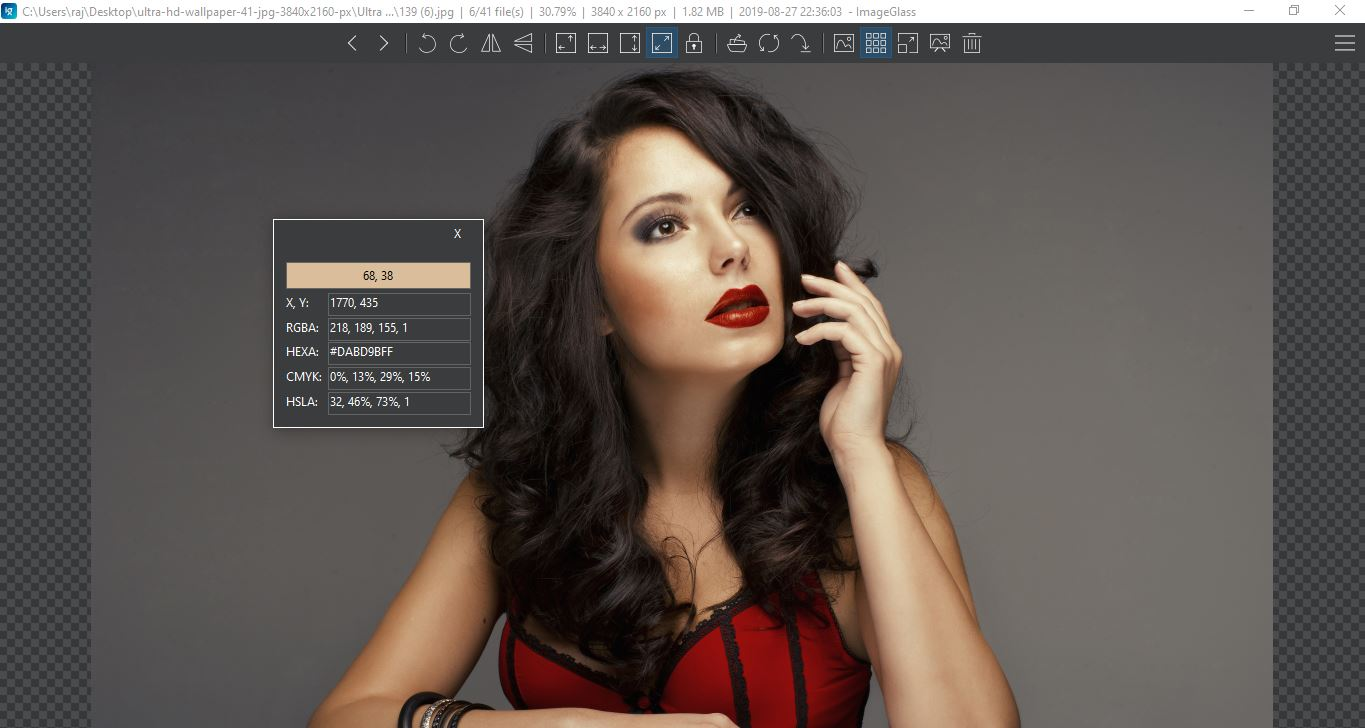 Colour-picker-option-in-ImageGlass-image-viewer