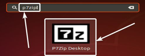 Install 7-Zip on Linux 3