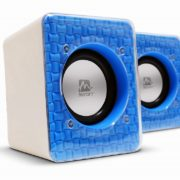 Mercury Wave speaker blue