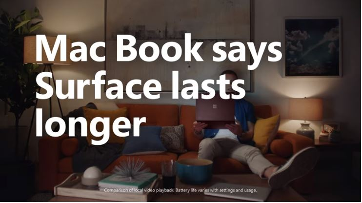 Mr. Mac Book explains why Microsoft Surface is better