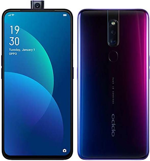 Oppo F11 Pro best smartphones under 25000