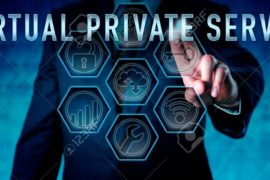 Security of the Virtual Private server itself