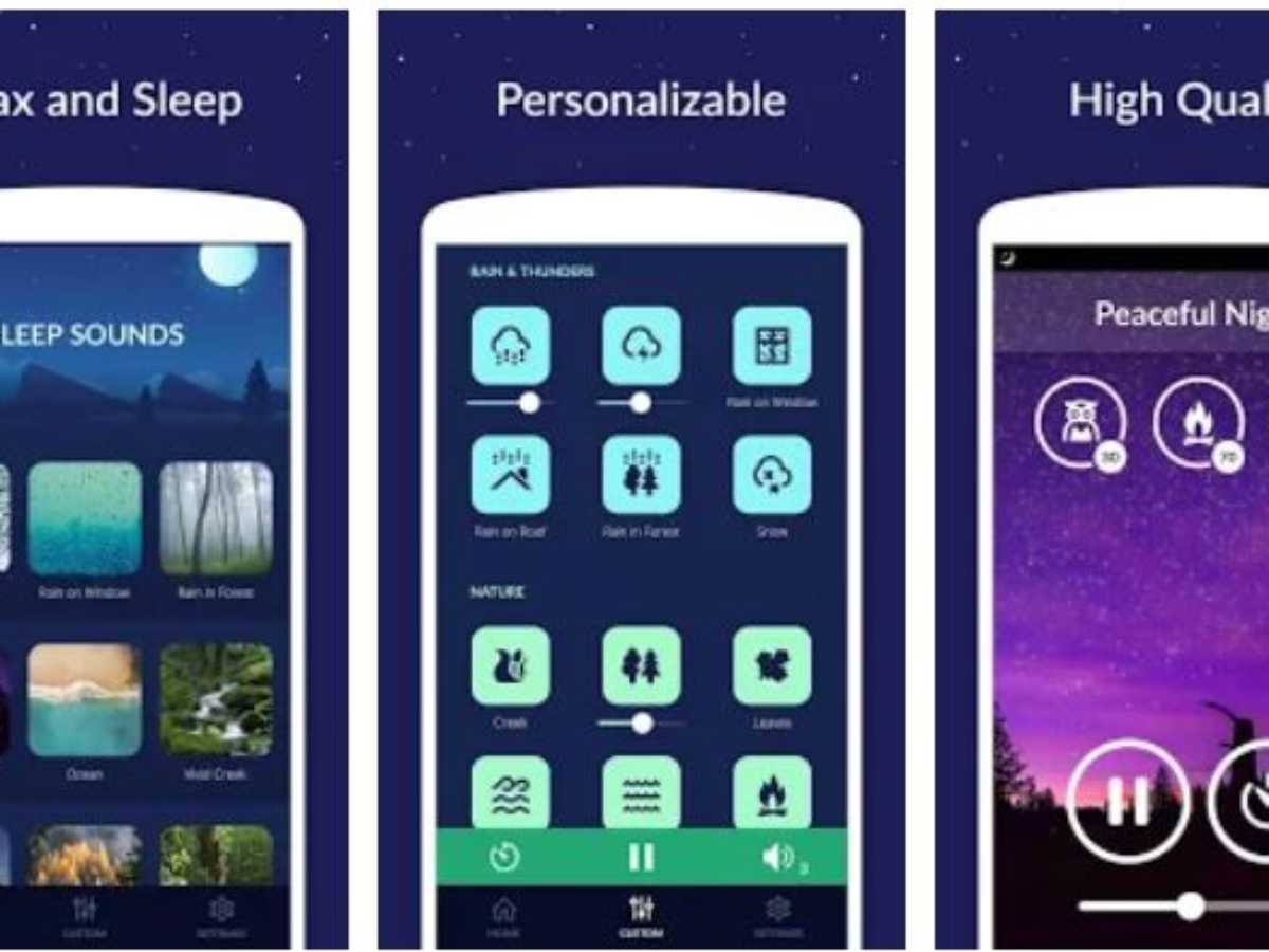 Android Help App top 5 sleep apps for android to help you enjoy a good