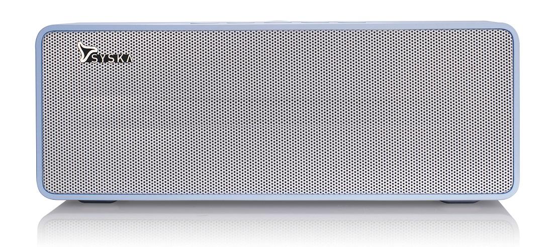 Syska Boombox Wireless Speaker – Gray
