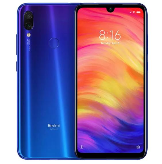 Xiaomi Redmi Not 7 Pro