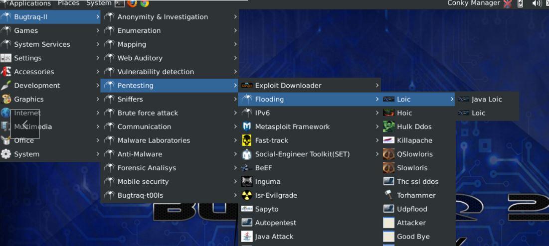bugtraq GNU Linux Penetration Testing technology