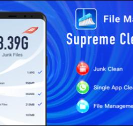 APUS file MAgic cleaner app