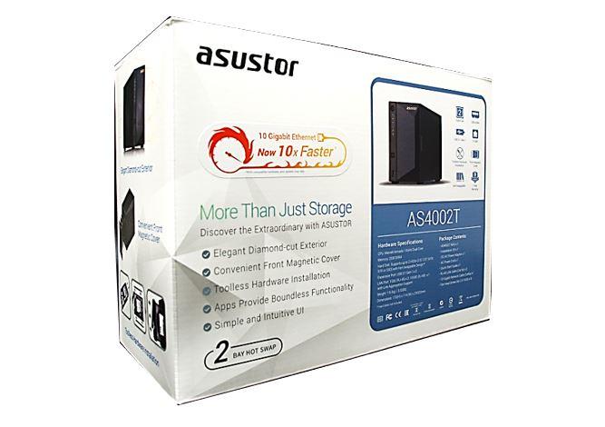 AS4002T-NAS-Box