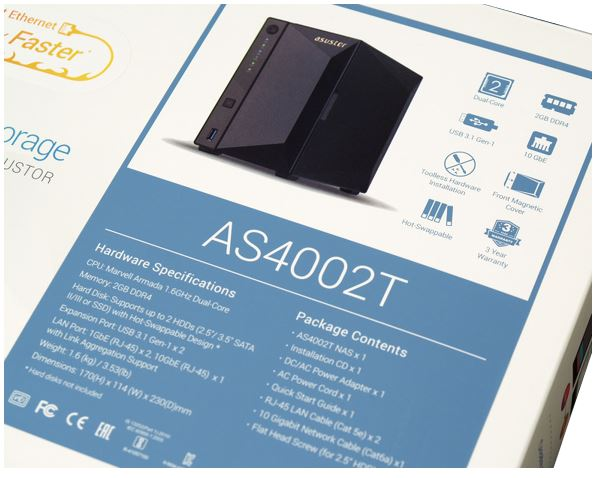 AS4002t-specifications