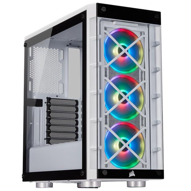 CORSAIR iCUE 465X RGB Smart Case 3