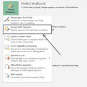 workbooks with password 2