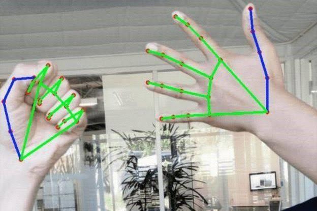 Gesture-Sign-language-interpreter