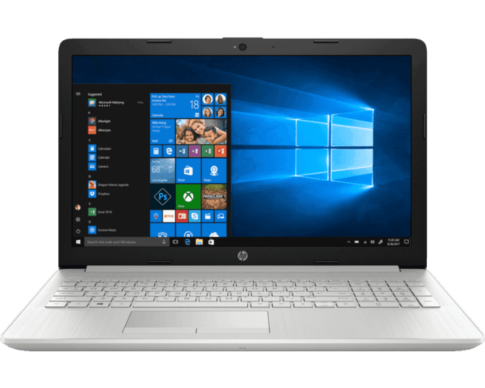 HP-15-15-DA0388TU best budget friendly laptops for college students