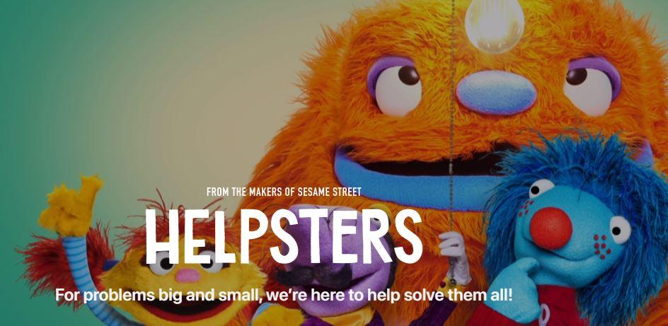 Helpsters APPle TV plus