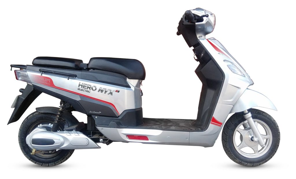Hero Electric scooter Nyx E2