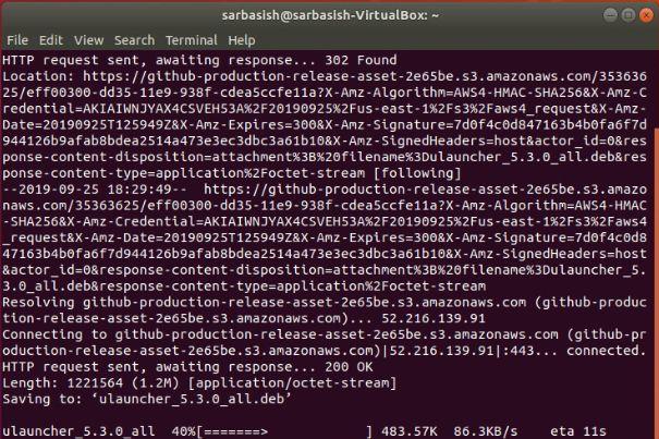 Installing Ulauncher on Ubuntu 20