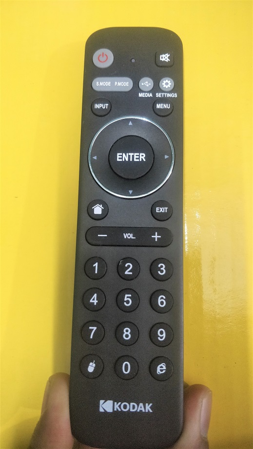 Kodak-4K-XPRO-43-inch-smart-tv-remtoe