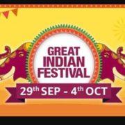 Kodak HD LED TVs Amazon Great Indian Festival Sale pricings
