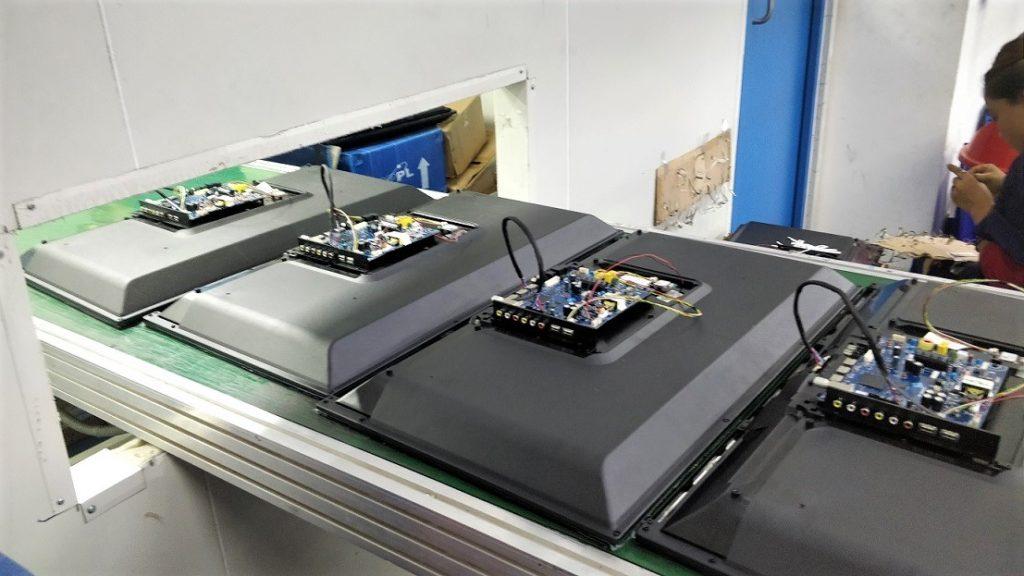 Kodak PCB line