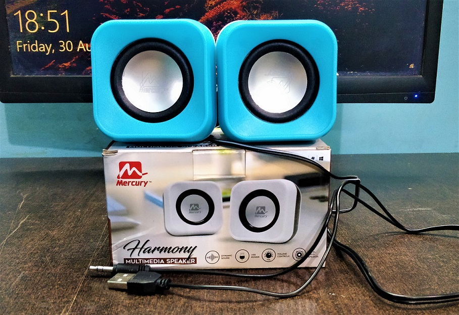 Mercury Harmony USB speaker review