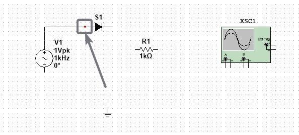 Multisim circuit diagram